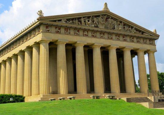 The Parthenon : Where are we?