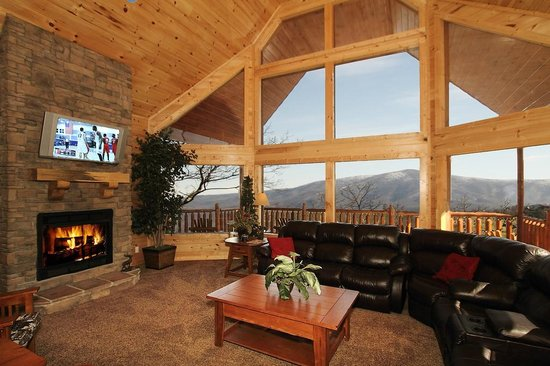 Black Bear Hollow Cabins: Best Views in the Smoky Mounains