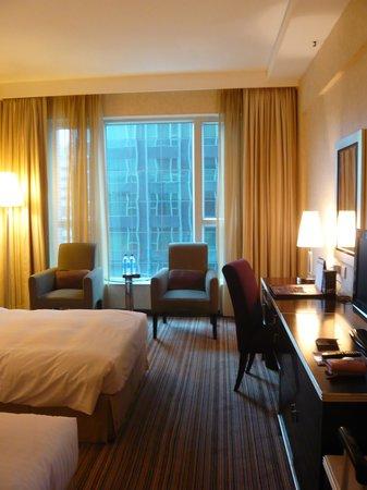 Park Hotel Hong Kong: ゆったりしてます