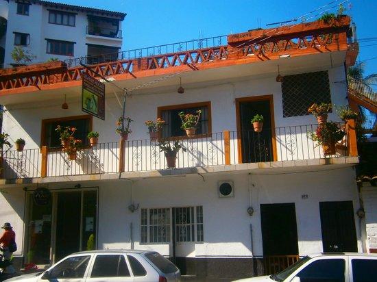 Old Vallarta: old town architecture