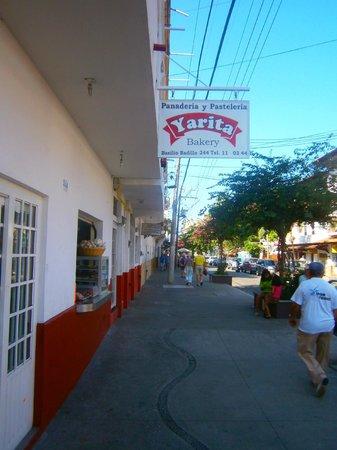 Old Vallarta: cozy old town