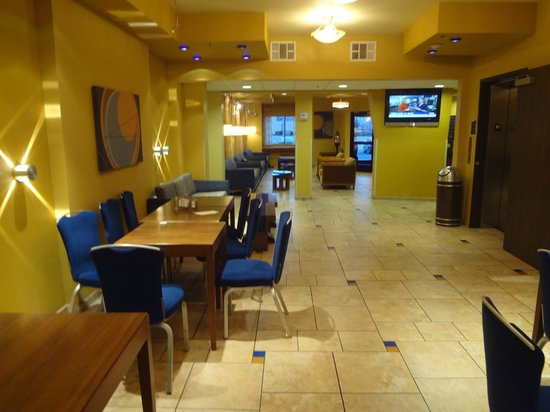 Baymont Inn & Suites Las Vegas South Strip: Limpio y agradable.