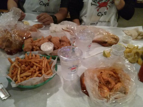 Lemons Picture Of The Boiling Crab Garden Grove Tripadvisor