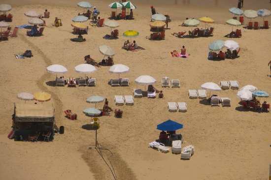 JW Marriott Hotel Rio de Janeiro: JW Marriott beach service