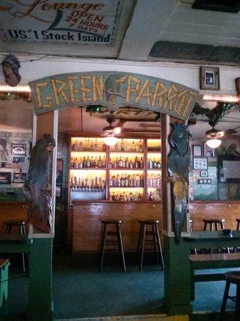 Green Parrot Bar : 12/2013