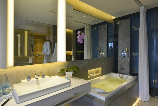 Luxe bathroom - This photo of Ize Seminyak, Bali is courtesy of TripAdvisor