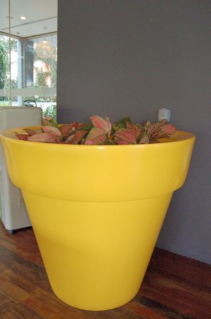 The Forest by Wangz: Decorative Flower Pot in Outdoor Dining