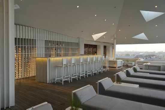 Chic rooftop bar - This photo of Ize Seminyak, Bali is courtesy of TripAdvisor
