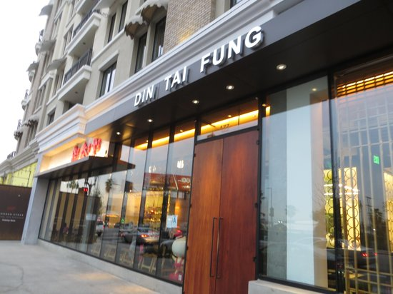 Din Tai Fung Dumpling House Glendale Restaurant Reviews Phone Number Photos Tripadvisor