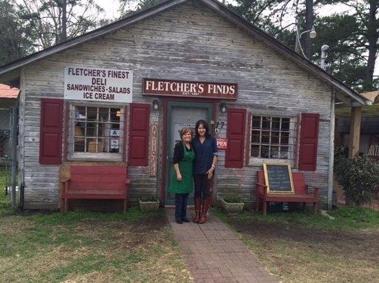 Fletcher's Finds : Paula and Me
