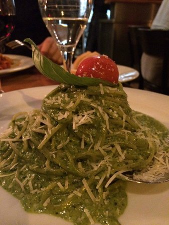 I Ragazzi: Delicious, fragrant Pesto Pasta