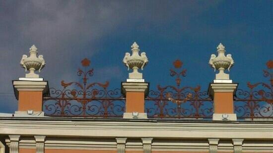 The Krasnodar state history and archeology culture preserve named after E.D. Felitsyn : Бывший дом купцов Богарсуковых.