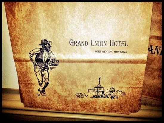 Grand Union Hotel صورة فوتوغرافية