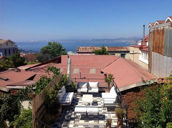 Voga Exclusive Guesthouse : View from our room