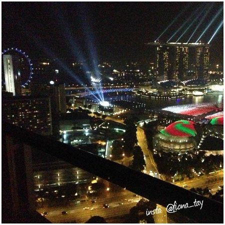 Swissotel The Stamford: View from our room!!!!!!!!!!!!!!!