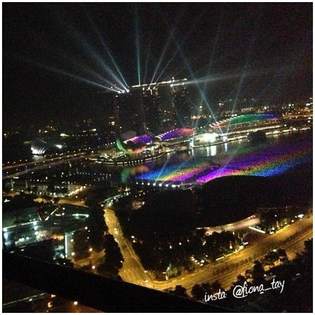 Swissotel The Stamford Singapore: View from our room!!!!!!!!!!!!!!!