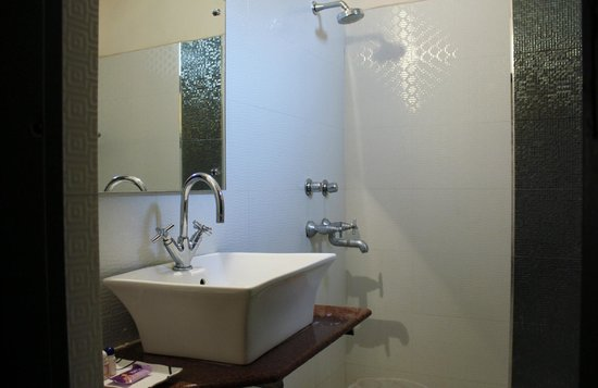 Hotel Dove's Inn: Bath Room