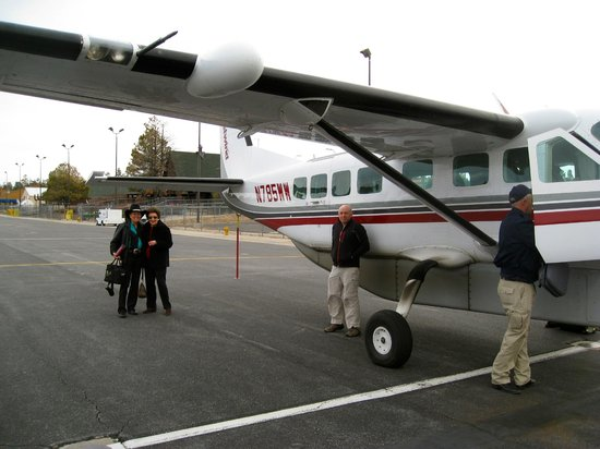Westwind Air Service: Pilots Karla, Bill and Ben, were the best at being pro's and friendly;