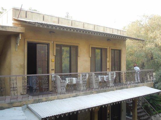 Ajit Bhawan : Rooms at hotel