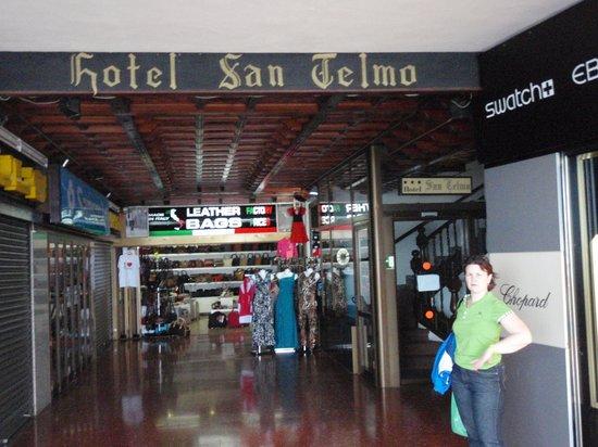 Hotel San Telmo : saniab