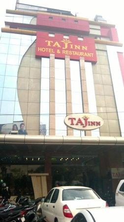 Hotel Taj Inn: Widok Hotelu