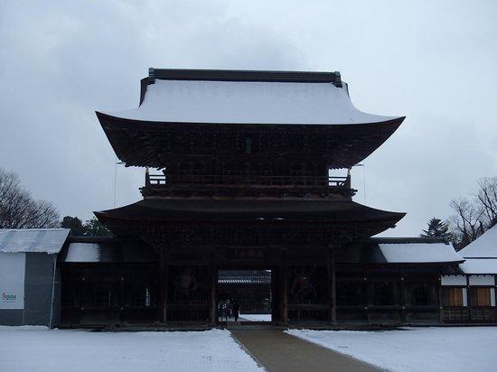 Zuiryuji Temple: 瑞龍寺 山門