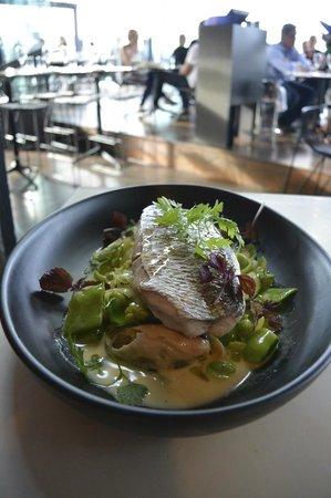 Ostro: Fish dish