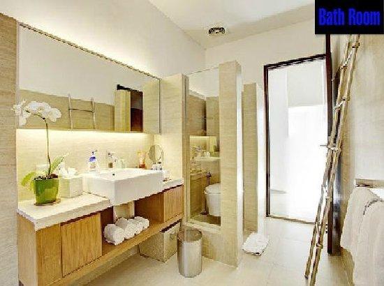 Tigadis Villa: bathroom 5 bedrooms villa