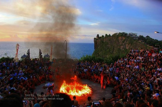Kecak and Fire Dance