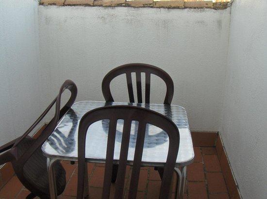 Hotel Comfort Dauro 2: Terraza