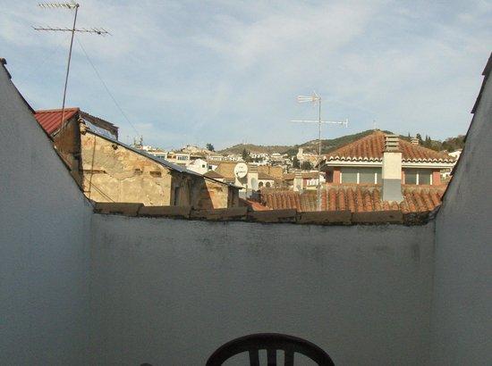 Hotel Comfort Dauro 2: Vistas desde la terraza