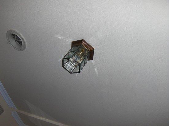 Hotel Comfort Dauro 2: Luz de la habitación