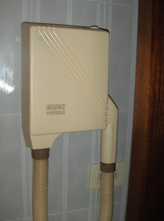 Hotel Comfort Dauro 2: Secador