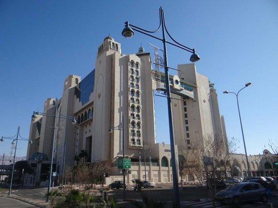 Herods Palace Hotel Eilat: Здание