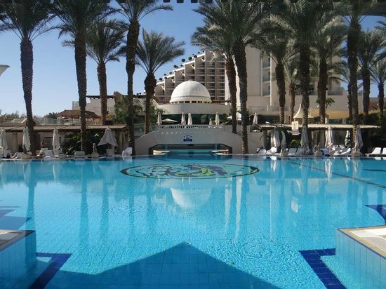 Herods Palace Hotel : Бассейн