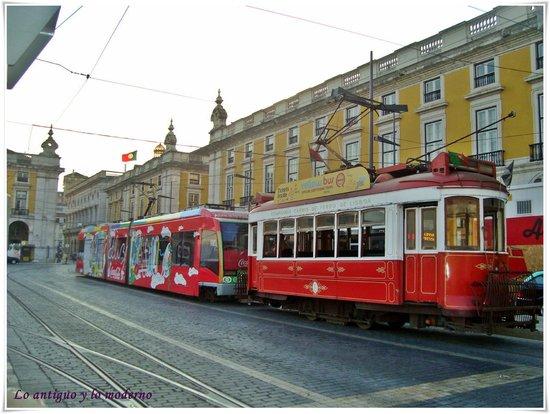 Cidade Baixa: Lo antiguo y lo moderno conviven en esta ciudad.