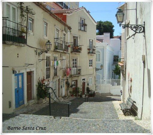 Cidade Baixa: B° de Santa Cruz.