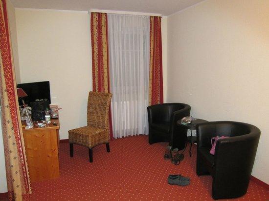 Hotel am Wallgraben: Superior Zimmer