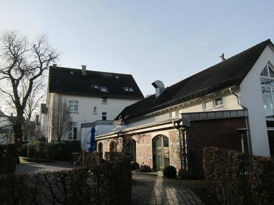 Hotel am Wallgraben: Blick auf Haupthaus