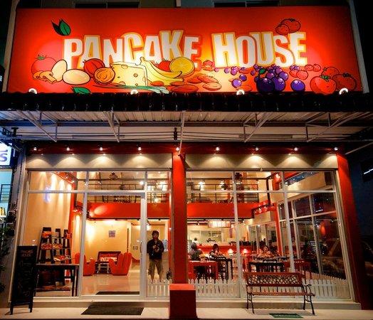 Pancake House Chiang Mai Restaurant Reviews Photos