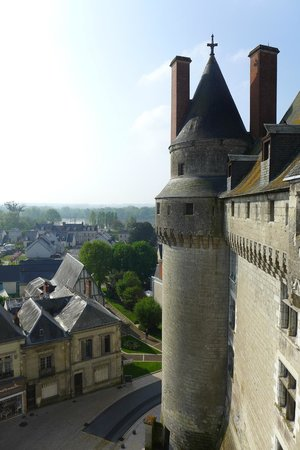 Chateau de Langeais: View