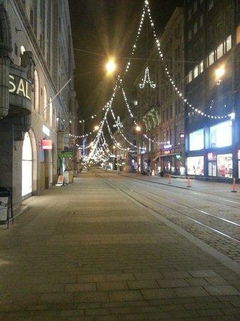 Best Western Hotel Carlton: Helsinki stroll