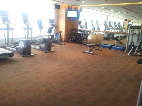 Holiday Inn New Delhi Mayur Vihar Noida: The Gym