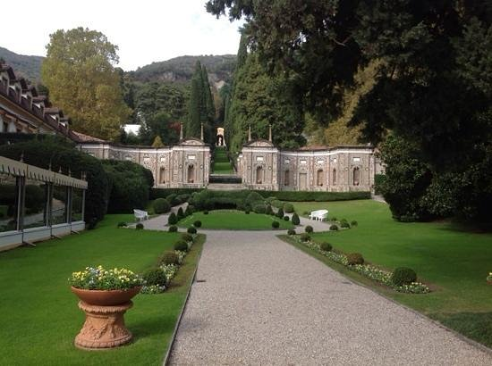 Villa d'Este: so photogenic!