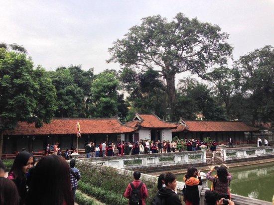 Temple de la Littérature de Hanoï : Graduating classes