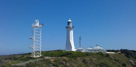 Green Cape Lighthouse: The Lighthouse