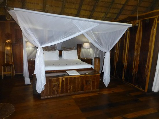 Karongwe River Lodge : Chambre