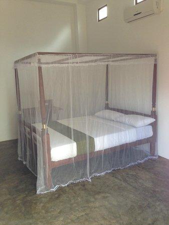Baan@25 Villa : Bed
