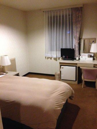Hotel Hitachi Hills : 部屋