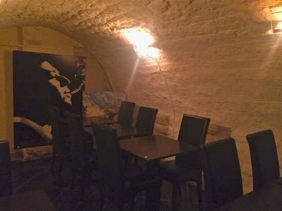 Cellar Restaurant: A perfect room for a group